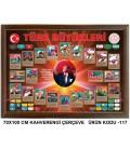 TÜRK BÜYÜKLERİ 70X100