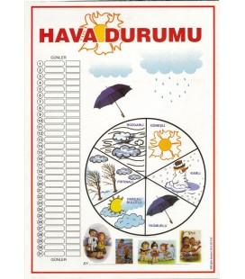 HAVA DURUMU 35X50