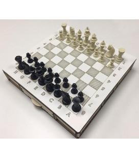 Satranç Takımı Çekmeceli 30X30 CM