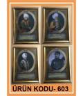 OSMANLI PADİŞAHLARI SERİSİ (36 LI SET)