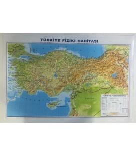 TÜRKİYE FİZİKİ KABARTMA HARİTASI (PVC)