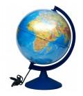 Işıklı & Işıksız Dünya Küresi